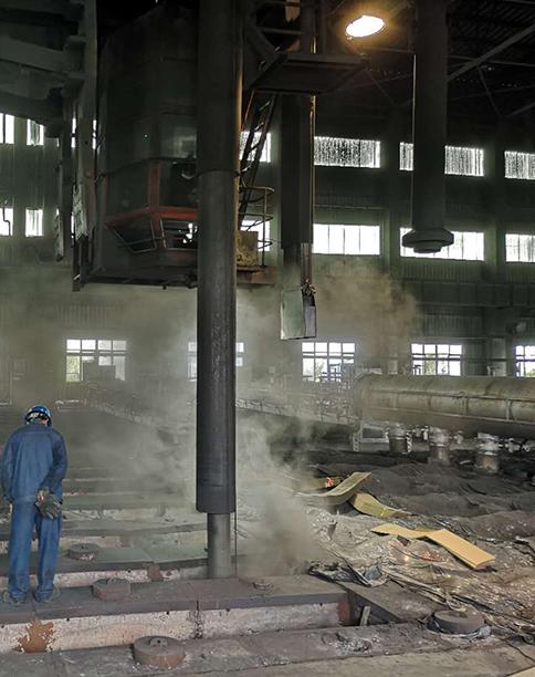 武汉某碳素公司