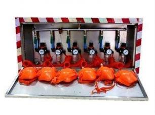 压风供水自救装置