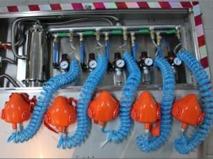 矿井供水施救装置